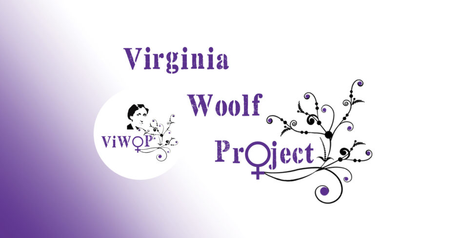 Il Progetto Virginia Woolf Project - ViWoP logo il progetto di Virginia Woolf