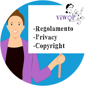 regolamento privacy copyright