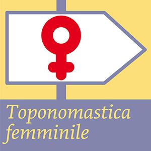 Toponomastica femminile Logo