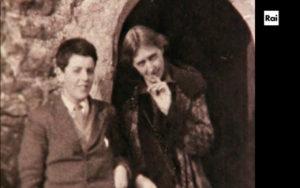 Virginia Woolf e Nigel Nicolson
