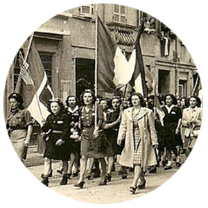 Resistant Women from the ANPI Catania site