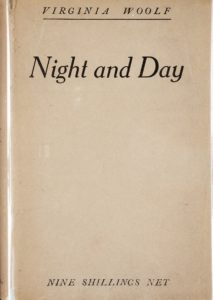 Night and day Virginia Woolf ViWoP