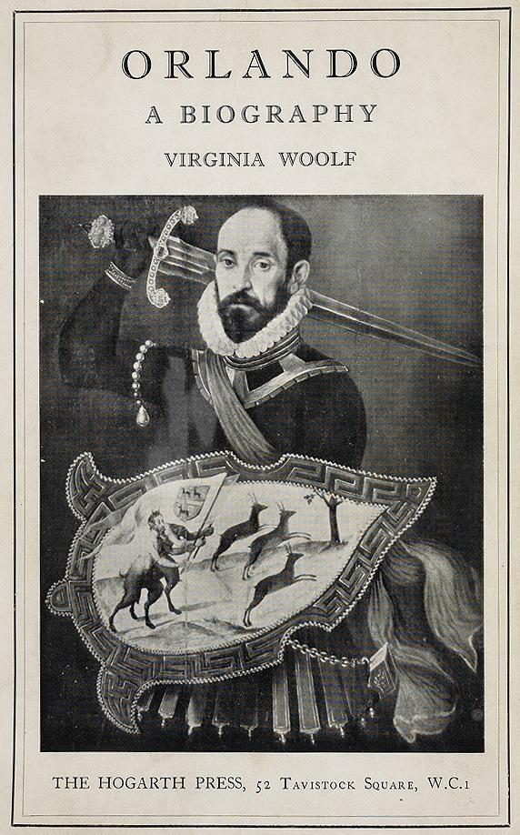 Orlando Virginia Woolf ViWoP