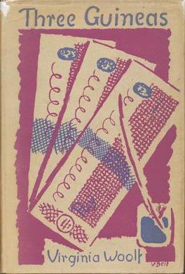 Three Guineas Virginia Woolf ViWoP