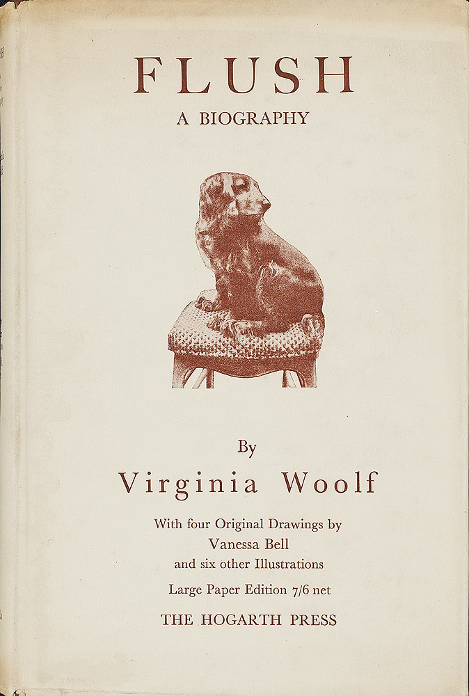 Flush a biography by Virginia Woolf