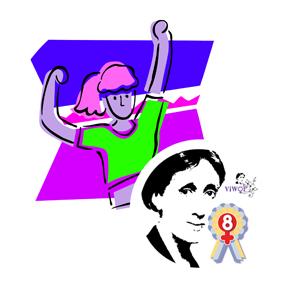 nuove intitolazioni per Virginia Woolf Toponomastica femminile Virginia Woolf Project